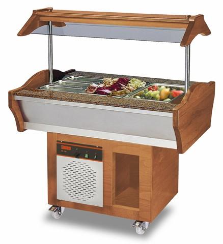 Gastro Salatbar - Kühlbuffet SB-C 120
