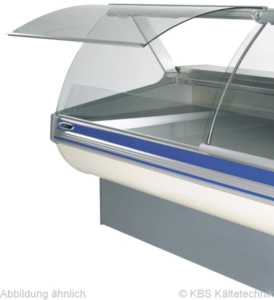 Freikühltheke Eros 3000 Fvbt Tvce mit Hebescheibe (ohne Maschine)