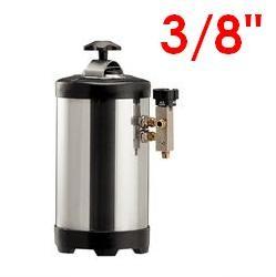 manueller Wasserenthärter mit Bypass GastroXtrem WSB 8