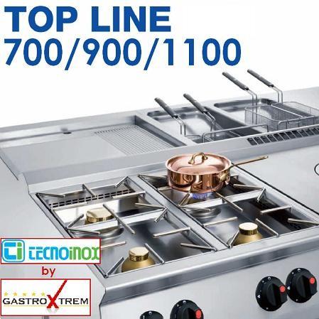 Top Line - Sonderbau von Tecnoinox