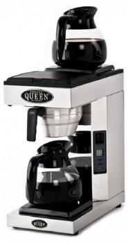Coffee Queen Filterkaffeemaschine A-2, 2 x 1,8 ltr, autom. Befüllung, Gastro