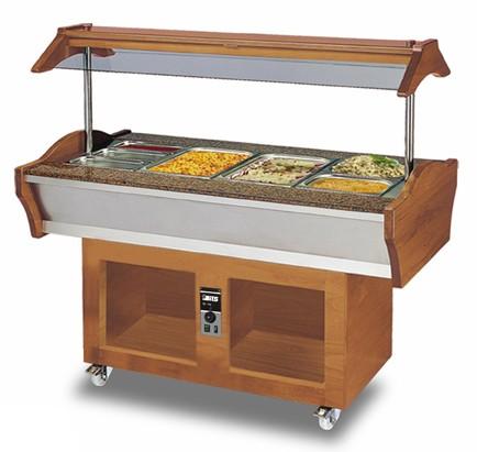 Gastro Wärme-Buffet HOT SB-H 155