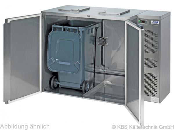 Nassmüllkühler NMK 480 ZK