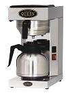 Coffee Queen Filterkaffeemaschine Office, Isolierkanne, 1 x 1,9 ltr, manuelle Befüllung, Gastro