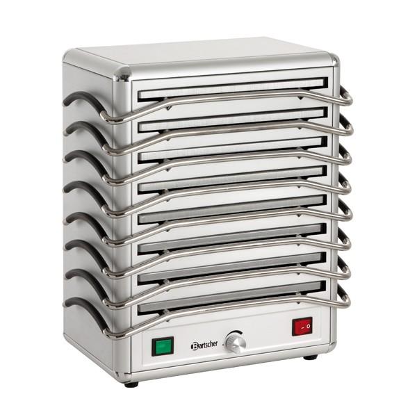 Bartscher Rechaud mit 8 Wärmeplatten - 120802
