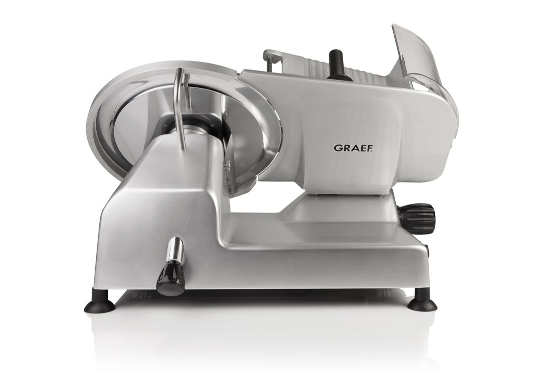 GRAEF Aufschnittmaschine Solido SA 330, automatischer Schlittenlauf ...
