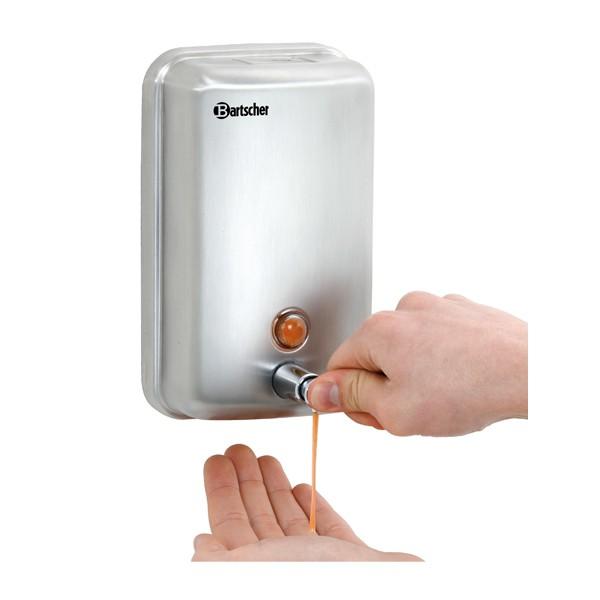 Bartscher Seifenspender mit 1L Inhalt - 850007
