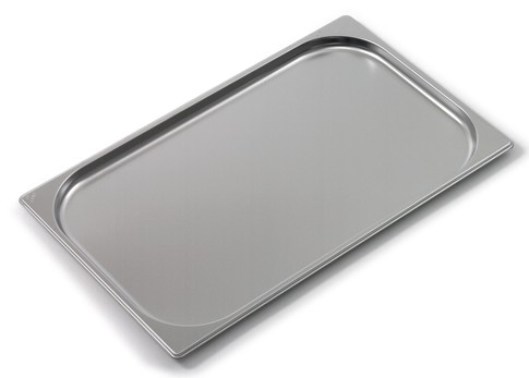 GN-Behälter Edelstahl 1/1 2 cm