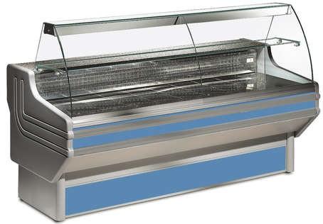 COOL by Nordcap Freikühltheke J 100 UM / Kühltheke mit Umluft-Kühlung