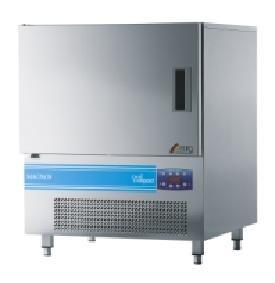 Cool Compact Schnellkühler / Schockfroster Magnos-Line für 5 x 1/1 mit Kerntemperaturfühler
