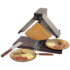 Neumärker Satteldach Raclette mit beweglichen Schenkeln