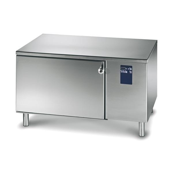 Wärmeschrank mit Clima-System für 6xGN 1/1 LAINOX Kombidämpfer