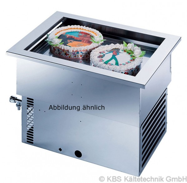 Armonia Bäckerei Umluft-Einbauwanne 64/2