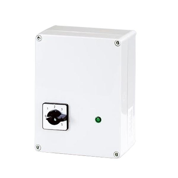 Drehzahlregler elektronisch für Ventilatoren und Airboxen, 230V / 8,0 A, auch für Gas