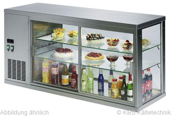 Aufsatzkühlvitrine VES 214