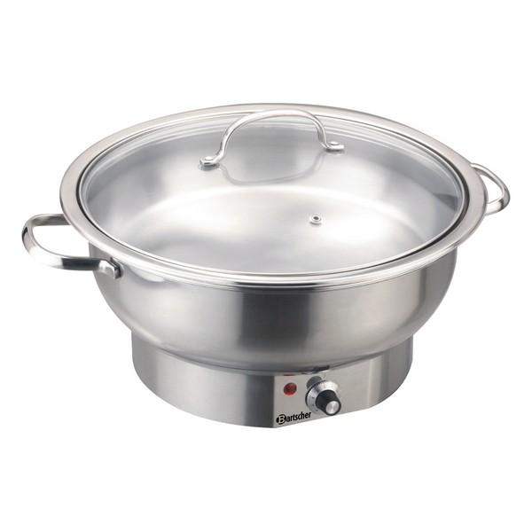 Bartscher Elektro Chafing Dish rund 3,8 Liter - 500835